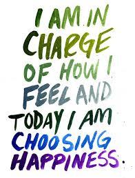 choose happines
