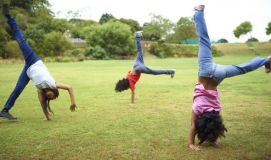 School-bans-handstands-cartwheels-Old-Priory-Primary-Academy-Plymouth-584726